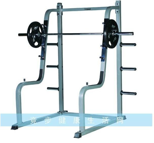杠铃锻炼腰肌方法图解