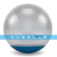 Reebok锐步韵律球 RE-40017WH