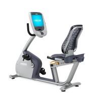 美国必确Precor RBK 885 原装进口卧式健身车 背靠式健身车 健身车