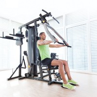 乔山TORUS 5家用多功能综合训练器 力量健身器材 单人站正品包邮