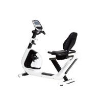 乔山HORIZON电磁控卧式健身车COMFORT R 正品靠背式自行车