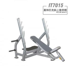 英派斯    IT7015奥林匹克斜上推举椅