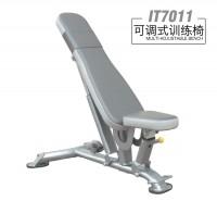 英派斯   IT7011可调式训练椅