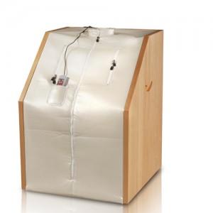 桑乐金(Saunaking)汗蒸房桑拿屋家用 远红外线光波桑拿浴箱干蒸机家庭熏蒸桶 M9