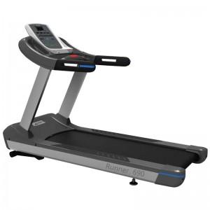 台湾 UFIT 优菲专业商用伟德国际 Runner 690 TOUCH 健身俱乐部配置