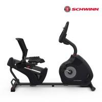 美国Schwinn十字星动感单车 家用静音高端卧室健身车健身器材自行车230i