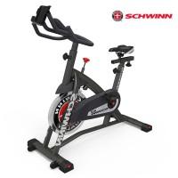 美国Schwinn十字星家用动感单车 家用静音室内健身车自行车减肥健身器材 IC2i