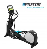 美国Precor必确EFX885商用椭圆机磁控踏步静音健身器材